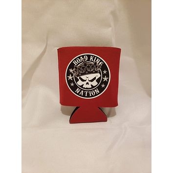 Road King Nation Collapsible Koozies