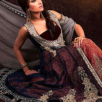 Fuchsia By Xara Pakistani Bridal wear Collection 2014