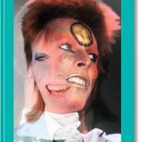 Mick Rock. The Rise of David Bowie, 1972-1973 - TASCHEN Books