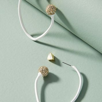 Abby Hoop Earrings