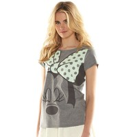 Disney's Minnie Mouse a Collection by LC Lauren Conrad Graphic Tee