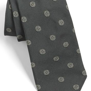 Men's Todd Snyder White Label Medallion Silk Tie