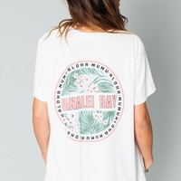 Coalson Tee ~ Hanalei Bay Graphic