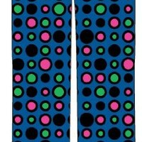 Women's Fall/Winter Plush Pants - Dots