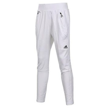 VONE05 Women 'Adidas' knitting Casual Sports Trousers