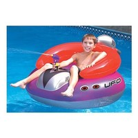 UFO Inflatable Spaceship Squirter Pool Float Toy