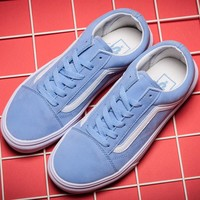 Vans Anaheim Canvas Old Skool  Flats Shoes Sneakers Sport Shoes