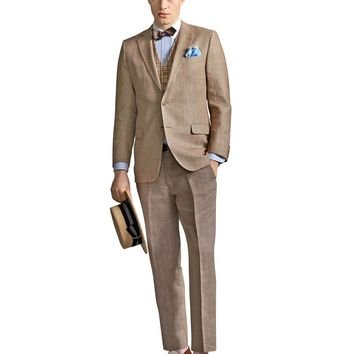 The Great Gatsby Collection Wool and Linen Jacket - Brooks Brothers