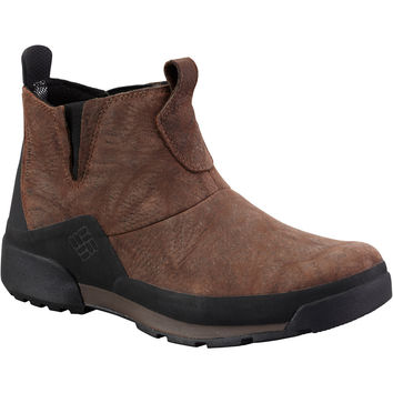 Columbia Original Woodshed Omni-Heat Boot - Men's Tobacco/Black,