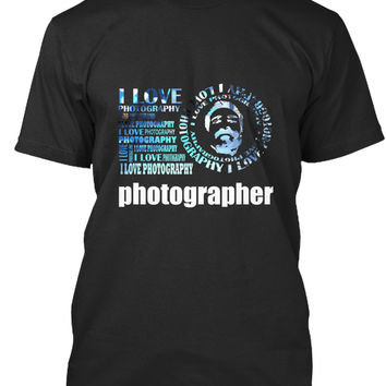 Photography T-shirt 2