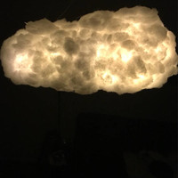 Hanging Cloud Light