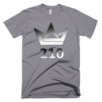 Rep Ya City (San Antonio) Short sleeve men's t-shirt
