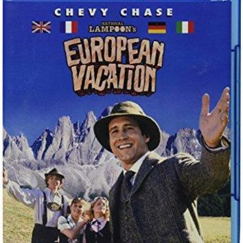 Chevy Chase & Eric Idle & Amy Heckerling-National Lampoon's European Vacation