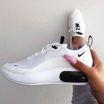 Nike Air Max Dia Trending Women Breathable Air Cushion Running Sport Shoes Sneakers