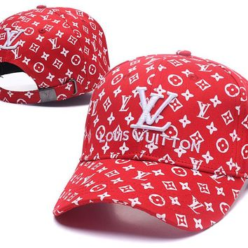 LOUIS VUITTON Golf Baseball Cap Hat