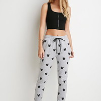 Mickey Mouse Drawstring Sweatpants