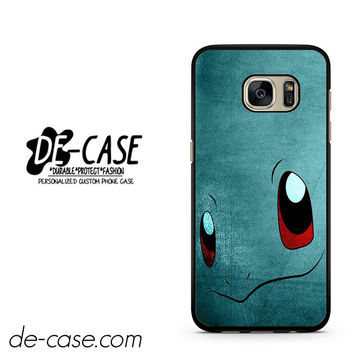Pokemon Squirtle Charmander Bulbasaur DEAL-8837 Samsung Phonecase Cover For Samsung Galaxy S7 / S7 Edge