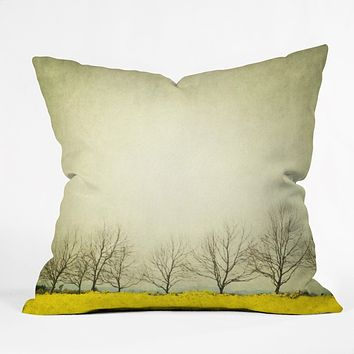 Shannon Clark Change Of Season Throw Pillow
