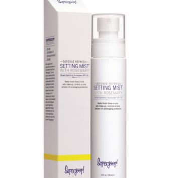 Supergoop! Setting Mist SPF 50