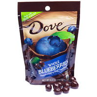 Dove Dark Chocolate Covered Whole Blueberries: 6-Ounce Bag