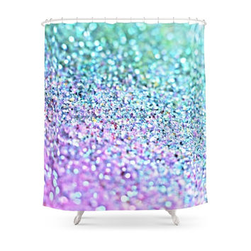 Society6 Little Mermaid Shower Curtains