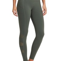 Athleta Womens High Rise Mesh Tight