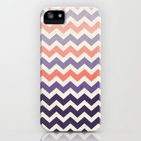 Pink Purple Chevron iPhone Case by Sandra Arduini | Society6