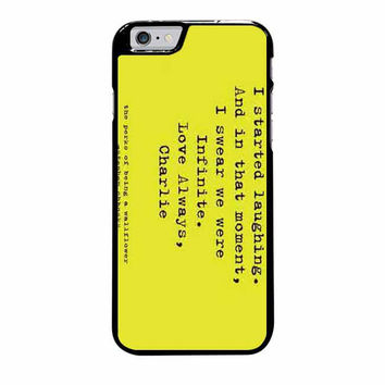 perks of being a wallflower iphone 6 plus 6s plus 4 4s 5 5s 5c 6 6s cases