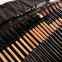 Stock Clearance !!! 32Pcs  Makeup Brushes Professional Cosmetic Make Up Brush Set The Best Quality! [8389992129]