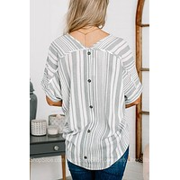 Adventurous Outing Sage Top