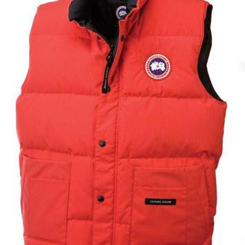 Canada Goose Men's Freestyle Vest RED XS,S,M,L,XL,XXL