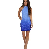 Blue Second Glance Dress