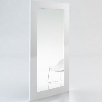 Dawn Full-Length Mirror WHITE