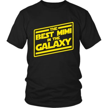 The Best Mimi In The Galaxy T-Shirt