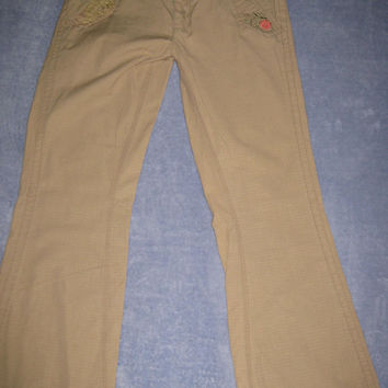 $194 Da-Nang Surplus Indochine Cargo Pants L
