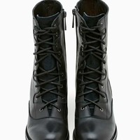 Shoe Cult Diverge Combat Boot