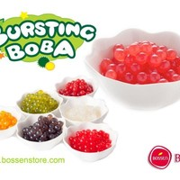 Bursting Popping Boba 3 Flavor Fun Pack
