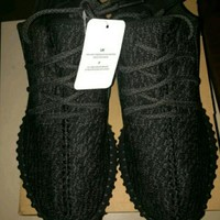 shosouvenir :Adidas Yeezy 350 boost pirate black