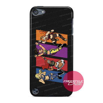 Four Horsewomen of WWE  iPod Case Cover Series