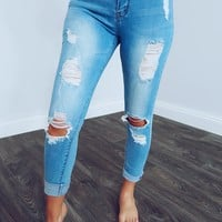 Lots Of Love Jeans: Denim