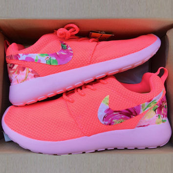 Nike Roshe Run Women Men Casual Sneakers Sport Running Shoes