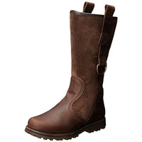 Timberland Girls Asphalt Trail Tall Suede Riding Boots