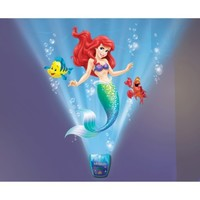 LicensedCartoons.com: Little Mermaid Journey Animated Wall Art