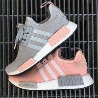 """Adidas"" NMD Women Fashion Trending Running Sports Shoes Sneakers"