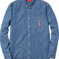 Supreme Supreme/Pink Panther® Denim Shirt