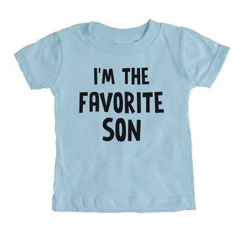 I'm The Favorite Son Baby Tee