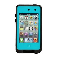 iBeek Waterproof iPod touch 4th Generation case (Blue)