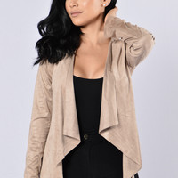 Layers Jacket - Khaki