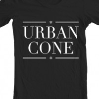Urban Cone Girls Text Tee