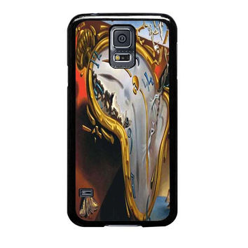 salvador dali soft watch melting clock samsung galaxy s5 s3 s4 s6 edge cases
